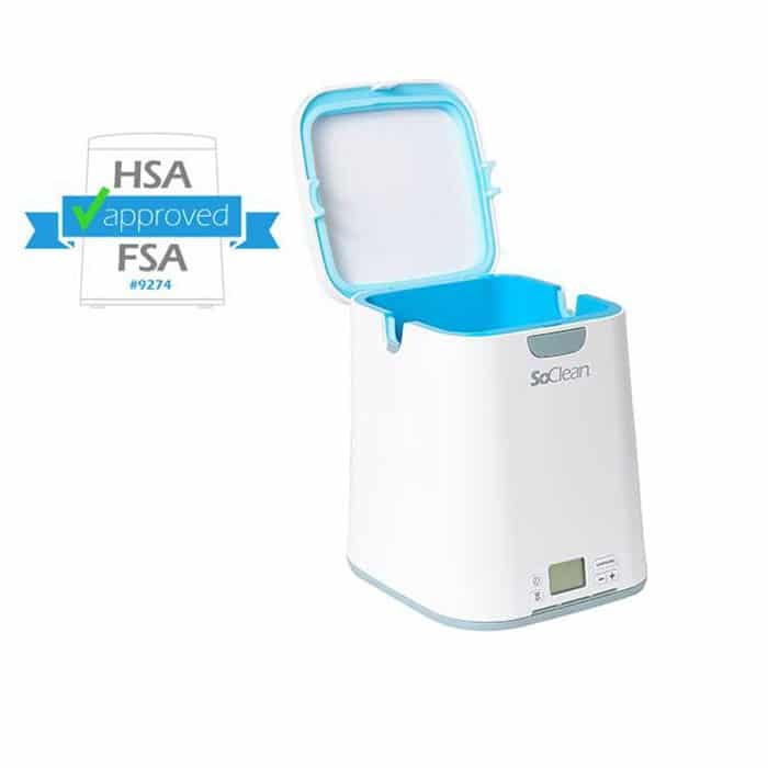 soclean cpap sanitizing machine