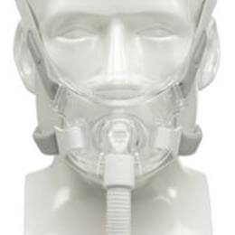 Amara View Mask with Headgear, Medium