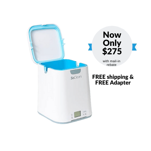 soclean cpap sanitizing machine