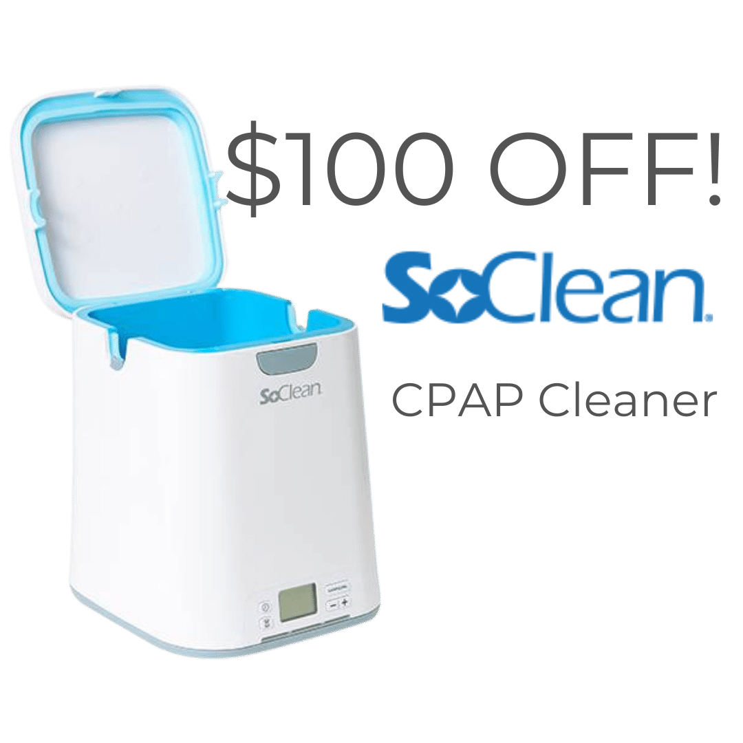 lumin cpap sanitizing machine